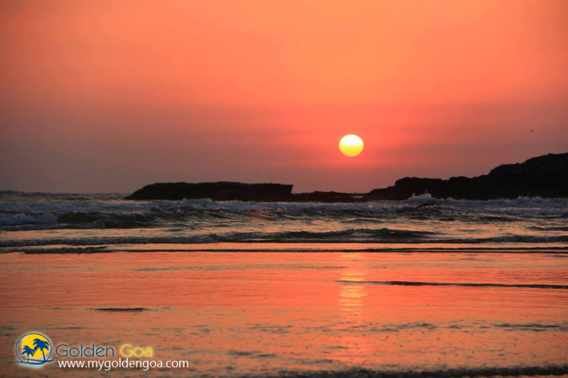 baga-beach-sunset